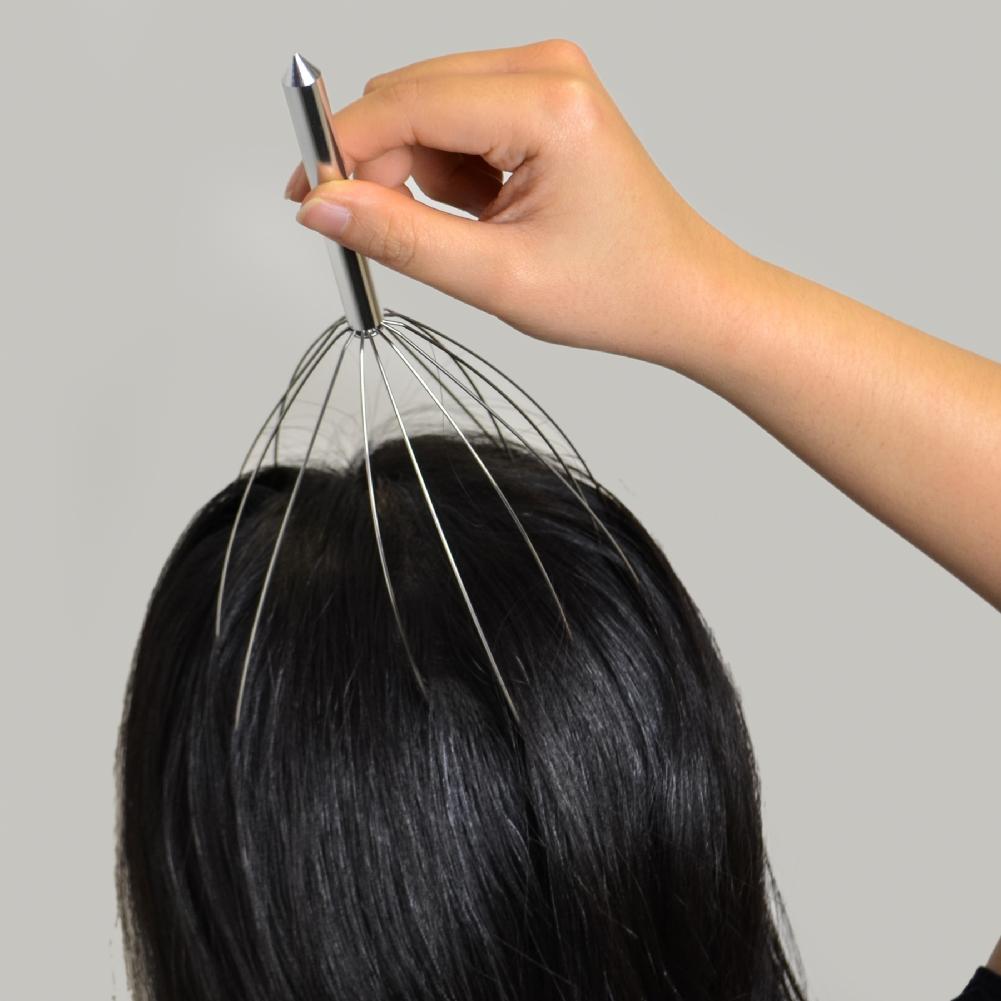 Szczotka z naturalnym włosiem i wypustkami | Szczotkowanie na sucho