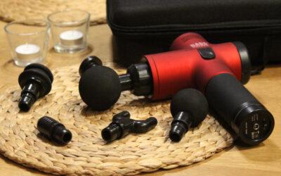 Pistolet do masażu / masażer pistoletowy – czym jest, jak działa i do czego służy?
